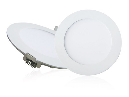 EcoVision LED downlight 9W, 810lm, 3000K, ugr.fi 125mm