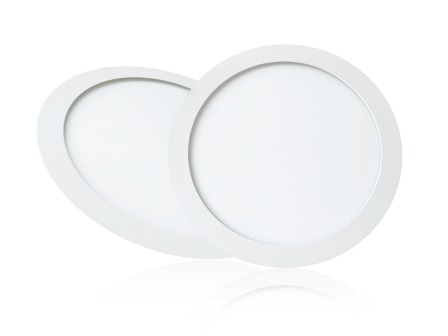 EcoVision LED downlight 24W, 2160lm, 3000K, ugr.fi 280mm