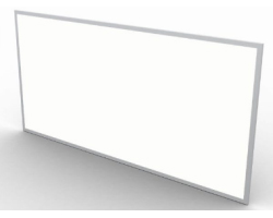 EcoVision LED Panel 1200x600mm ,72W, 7200lm, 6000K, PMMA, IP30